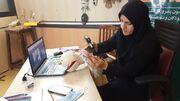 آشنایی با پیشینه و فرایند ساخت عروسکهای فکزن در کانون سیستان و بلوچستان