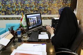 به وقت دیدار با مربیان هنری کانون استانبوشهر