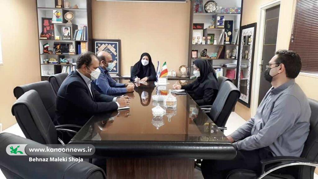جلسهی شورای توسعهی مدیریت در ادارهکل کانون سیستان و بلوچستان برگزار شد