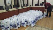 اهدای ۱۱۰ بستهی معیشتی و فرهنگی به خانوادههای اعضای کانون سیستان و بلوچستان