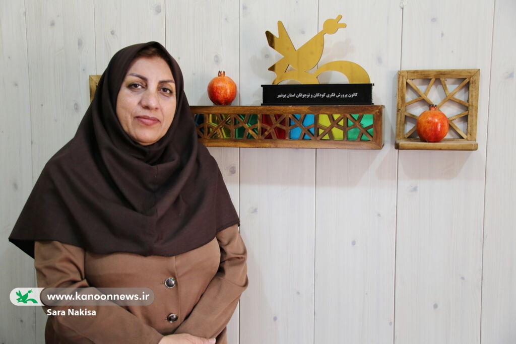 معاون فرهنگی و اجرایی کانون بوشهر معرفی شد