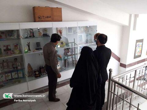 بازدید از کانون استان مرکزی