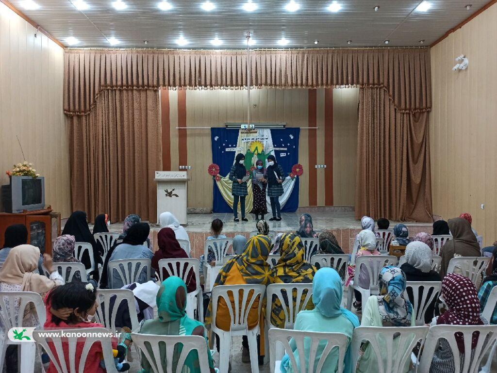 جشن غدیر در مرکز فرهنگی و هنری کانون بشرویه