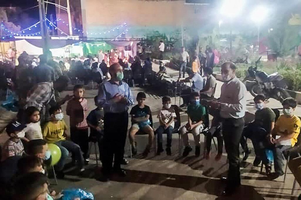 تداوم برگزاری جشنهای عید غدیر تا روز مباهله رسول اکرم(ص)