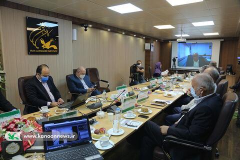نشست هماندیشی مدرسان دانشگاه و کانون زبان ایران