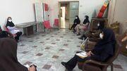 برگزاری جلسهی آسیبشناسی کارگاههای تخصصی برخط در کانون سیستان و بلوچستان