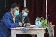 نشست مشترک نمایندگان دفاتر تسهیلگری و مدیرکل کانون خوزستان
