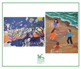 عضو کانون استان تهران در مسابقات نقاشی رومانی درخشید