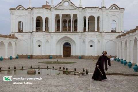اختتامیه استانی بیستوسومین جشنواره بینالمللی قصهگویی استان کرمان
