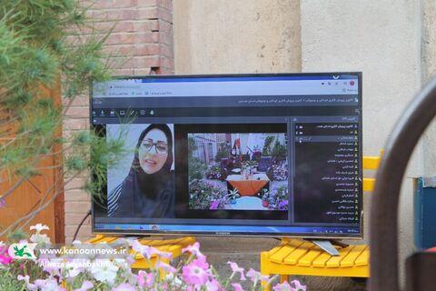 آئین اختتامیه مرحله استانی بیستوسومین جشنواره بینالمللی قصهگویی در همدان