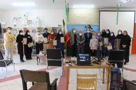 گزارش تصویری آیین اختتامیه مرحله استانی بیست و سومین جشنواره بین المللی قصهگویی آذربایجان شرقی