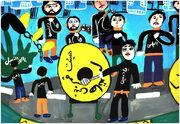 نمایشگاه مجازی نقاشی عاشورایی گشایش یافت