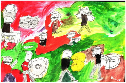 احمدرضا پیری- 7 ساله- کردستان