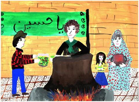 سید ابوالفضل طباطبایی- 12 ساله- یزد