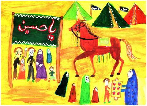 طاها حسین نژاد-12 ساله- آذربایجان غربی
