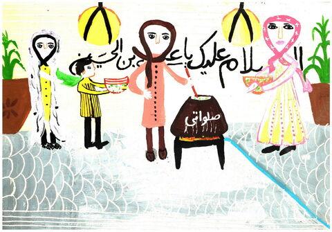 مریم خدایاری-11 ساله-آذربایجان غربی
