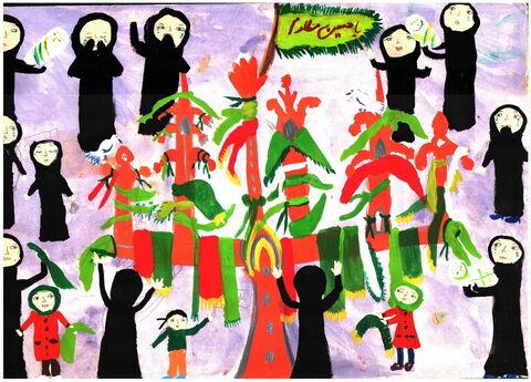 مهدیه خضری- 12 ساله- آذربایجان غربی