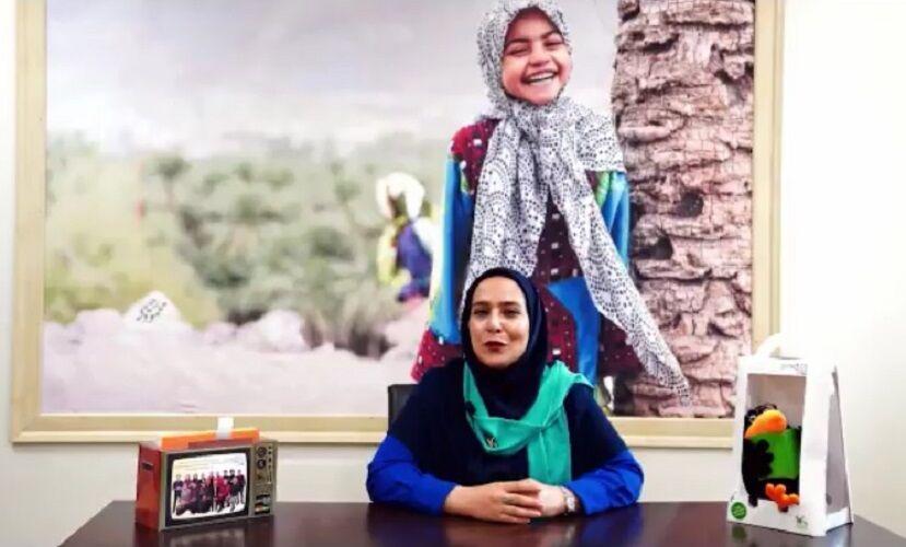 معرفی مجموعه «چهلقصه»، به بچهها و خانوادهها از سوی مربی کانون