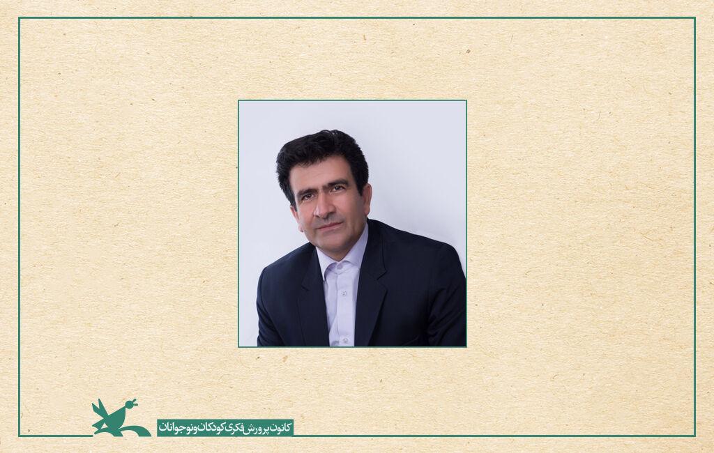 محمدرضا رستمپور سرپرست اداره کل کانون استان ایلام شد