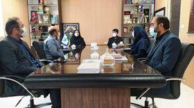 نشست مشترک کانون پرورش فکری سیستان و بلوچستان و نهاد کتابخانههای عمومی برگزار شد