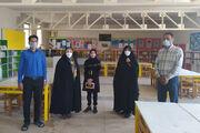 بازدید مدیرکل کانون از مرکز فرهنگیهنری قهورد