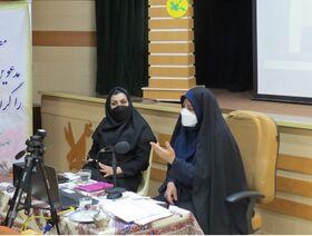 برگزاری  وبینار برخط سرپرست کانون استان اصفهان با مسوولین و مربیان فرهنگی مراکز
