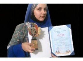 کسب رتبه اول جشنواره کشوری نقالی توسط عضو هنرمند کانون استان کرمانشاه