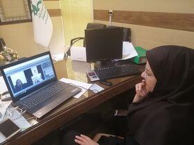 نشست آسیب شناسی مرحله استانی بیست و سومین جشنوارهی بین المللی قصهگویی  برگزارشد
