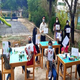 «پرورش خلاقیت و رنگشناسی» در کانون گالیکش