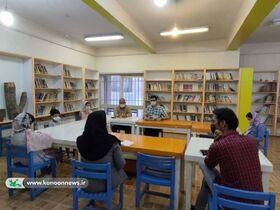 شصت و ششمین انجمن شاعران نوجوان مهتاب تربت حیدریه برگزار شد