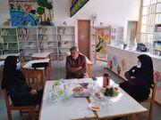 مدیر کل کانون فارس با مربیان مرکز استهبان دیدار کرد