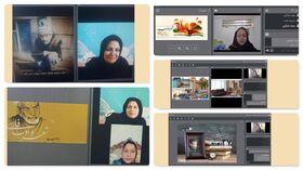 گرامیداشت روز شعر و ادب فارسی در کانون استان قزوین