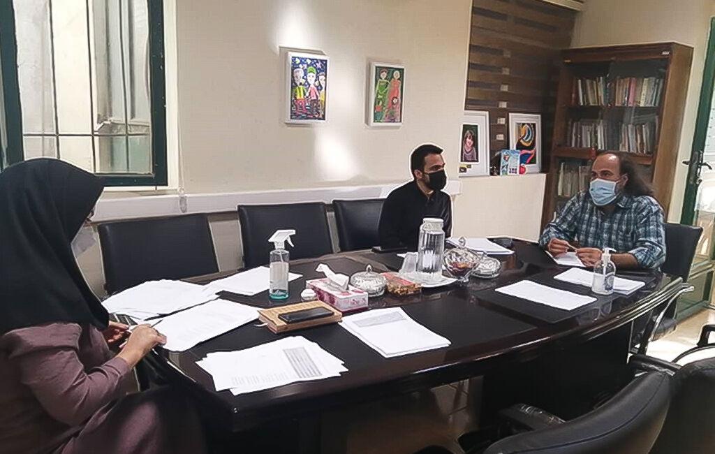 درخشش ۴عضو انجمن ادبی سپیدار کانون زنجان در بخشهای مختلف مهرواره