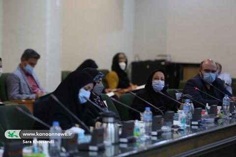 نشست شورای سیاستگذاری برنامههای هفتهی ملی کودک