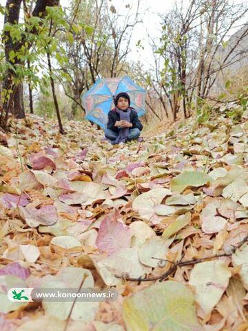 آثار ارسالی از کودکان ونوجوانان خراسان جنوبی به هفتمین مهرواره فصلی عکس