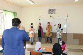 فعالیتهای با نشاط کتابخانه سیار روستایی کانون رامیان و آزادشهر