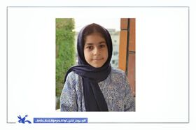 """عضو کانون پرورش فکری مازندران برگزیده هفتمین جشنواره ملی """"نقاشی صلح و دوستی"""" شد"""