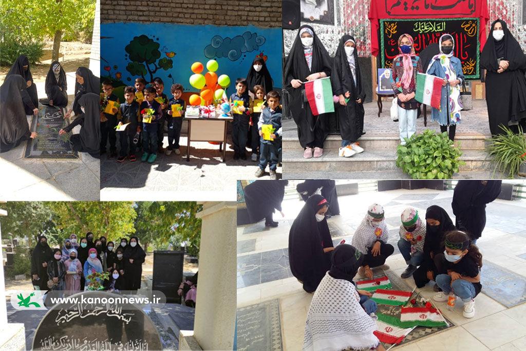 گرامیداشت هفته دفاع مقدس در مراکز فرهنگیهنری کانون استان همدان