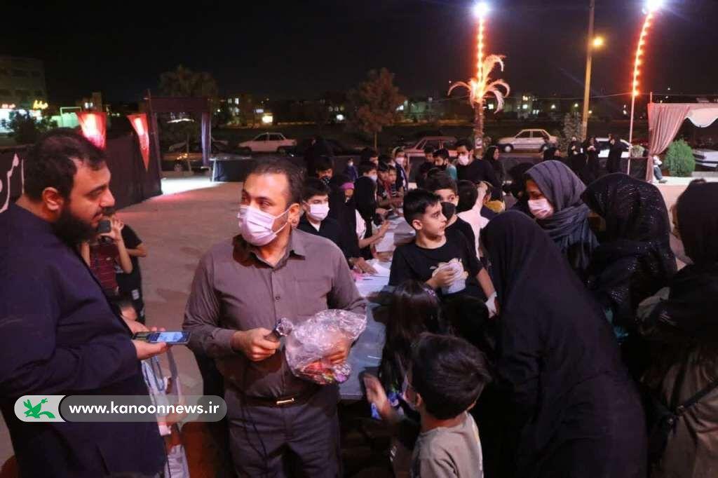فعالیت کانون استان مرکزی در حاشیه شهر