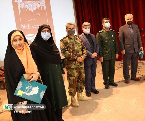 ویژهبرنامه«قاب حماسه» در کانون استان گیلان