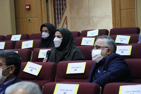 نشست فصلی مدیران کل کانون پرورش فکری - مهر 1400