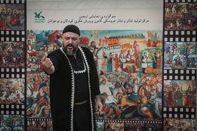 اجرای «سوگواره نمایشی» در فضای باز مرکز تئاتر کانون
