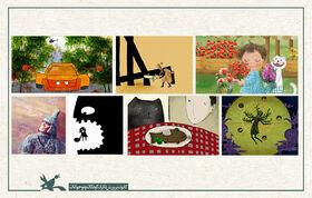 نمایش ۷ انیمیشن در روزهای هفتهی ملی کودک