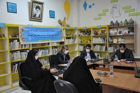 نشست تخصصی کارگروه پایش و ارزیابی کنوانسیون حقوق کودک استان اردبیل