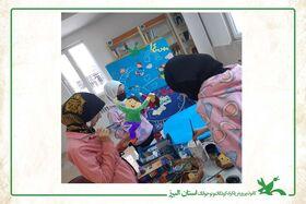حضور اعضا در فعالیتهای حضوری ومجازی مراکز البرز