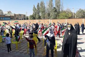 جشن بزرگ هفته ملی کودک در مجتمع فرهنگیهنری شهید آیت الله مدنی