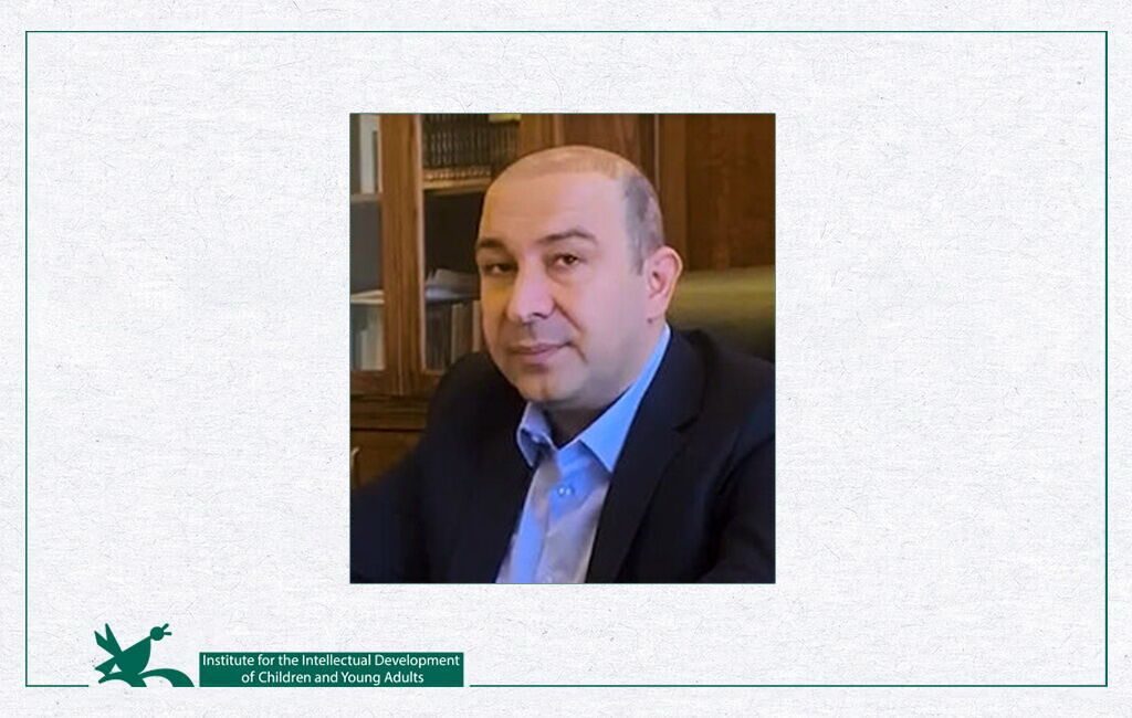 Message by Lebanon Minister of Culture to the National Children's Week in Iran
