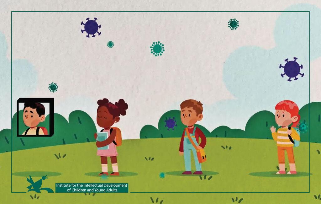 National Children's Week Teaser was Prepared with English Subtitles