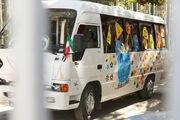 همراه با کاروان کودکی، شادی و نشاط در خیابان های شهرسنندج طنین انداز شد
