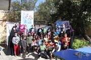 ویژهبرنامه هفته ملی کودک در دیزج سیاوش ارومیه برگزار شد